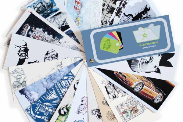 Illustrationen und Sympathieträger – Content für print & web